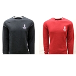 Mens Alumni Roots Crewneck Sweater